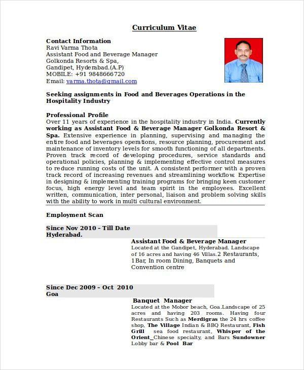 banquet porter - Banquet Manager Cover Letter