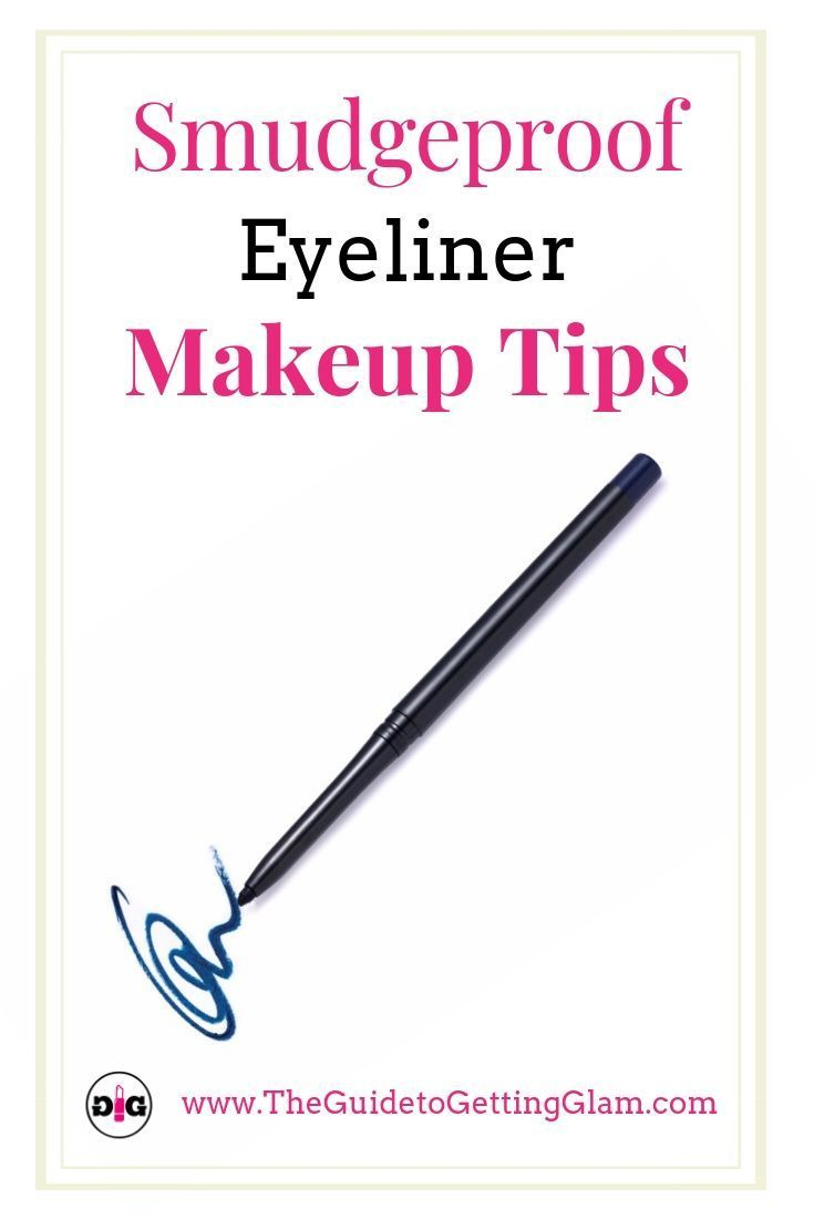 Learn how to keep your eyeliner from smearing with these makeup artist tips, plus recommendations for the best smudgeproof eyeliners. #eyeliner #smudgeproofeyeliner #makeuptips #eyelinermakeuptips