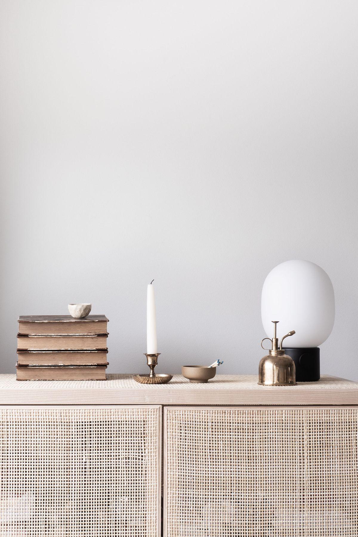 Soft minimal – Livingroom dressed in Autumn • Passionshake