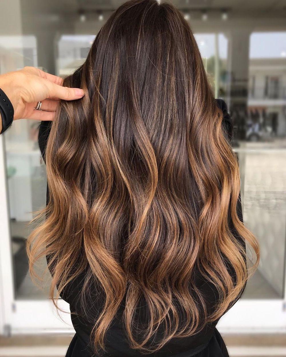 Hair Makeover: 20 Brunette Colour Ideas