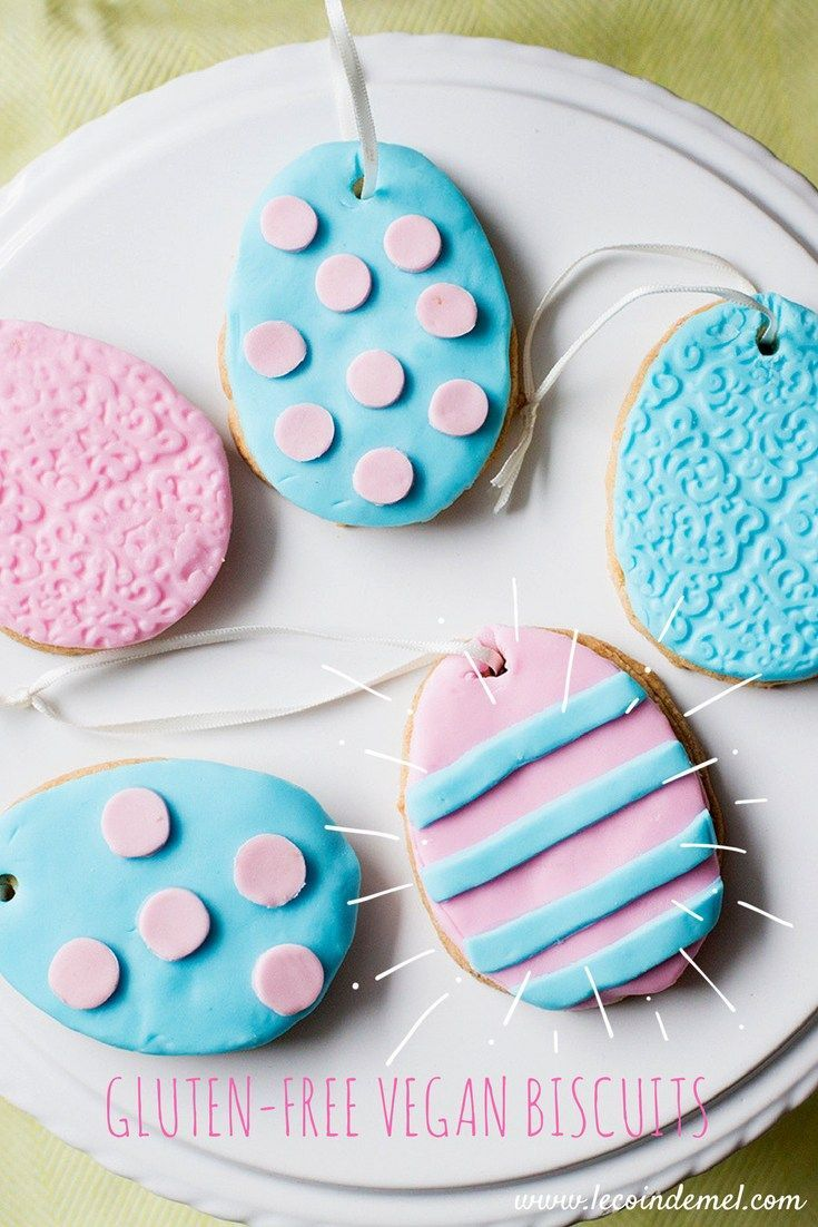 Allergy-friendly Easter Biscuits