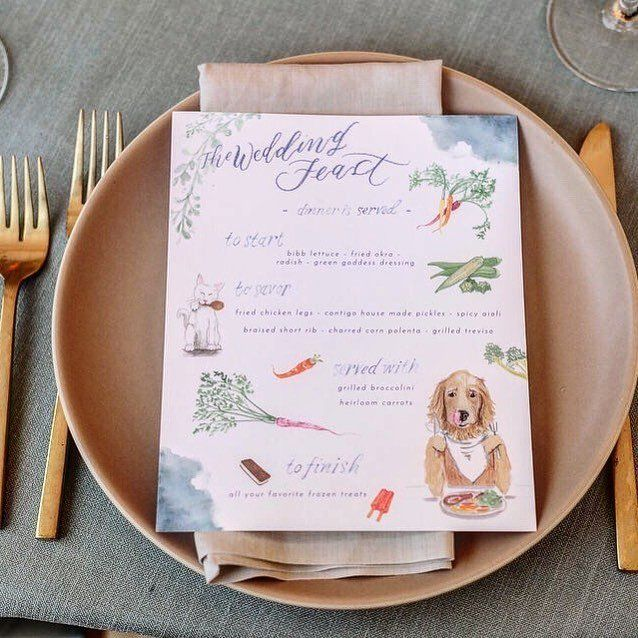 Plans are underway for weddings in the new year, so we only thought it fitting to share our favorite 2020 wedding trends – and believe us, we could have shared a hundred. Creativity is only continuing to climb in unique wedding paper goods, classic art inspired decor, shimmery metallics and embellished fashion, flower-forward aisles and beyond. If you are seeking a whole lotta pretty… click over to #ruffledblog and get ready to bookmark everything!