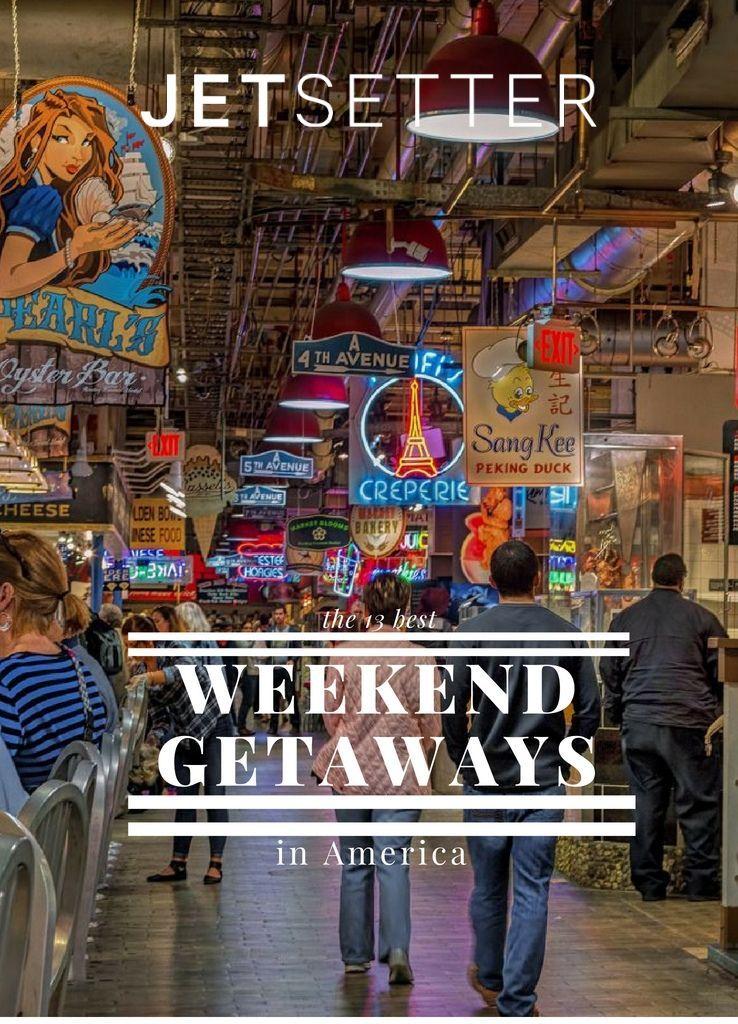 America's Best Long Weekend Getaways | Jetsetter.com