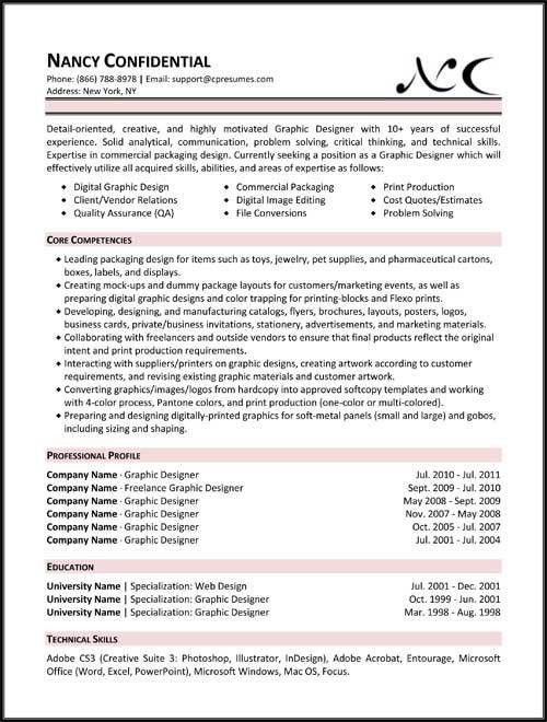 different resume types different types of resume formats that - Different Resume Types