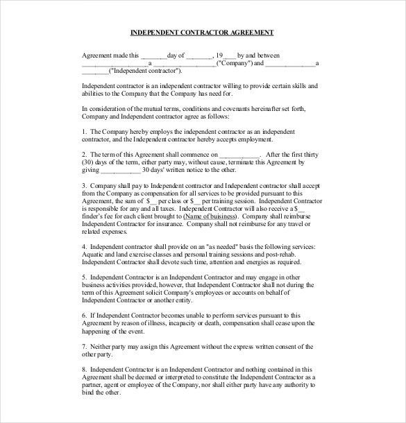Terms Of Agreement Contract Template Terms Of Service Agreement - training agreement contract
