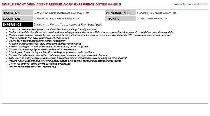help desk agent sample resume unforgettable help desk resume