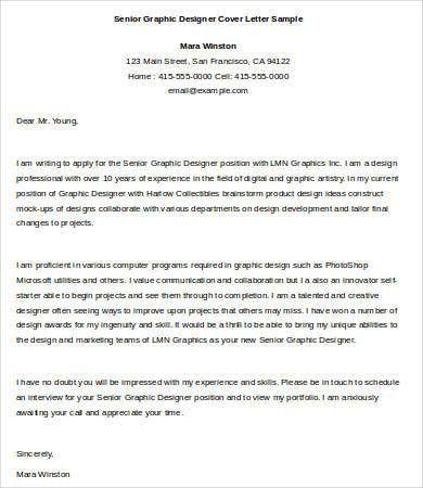Exhibition Designer Cover Letter Cvresumeunicloudpl