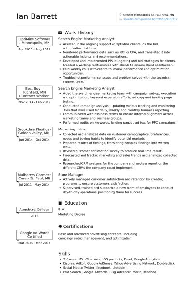 survey analyst sample resume resume for a technical writer - Survey Analyst Sample Resume