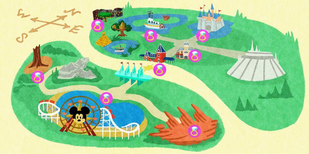 Places to propose at Disneyland Resort!