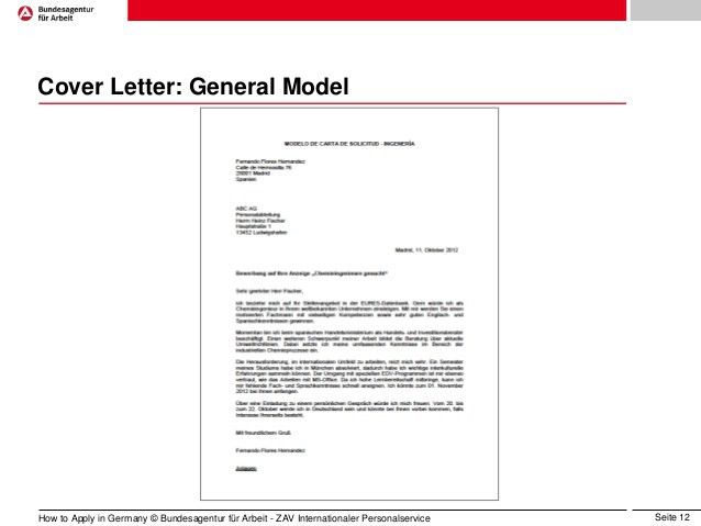Cover Letter In German Sample German Cover Letter Joblers, Sample - free cover letter creator
