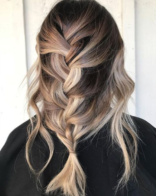 """Effortlessly Chic Loose Braided Hairstyles for Long Hair<p><a href=""""http://www.homeinteriordesign.org/2018/02/short-guide-to-interior-decoration.html"""">Short guide to interior decoration</a></p>"""