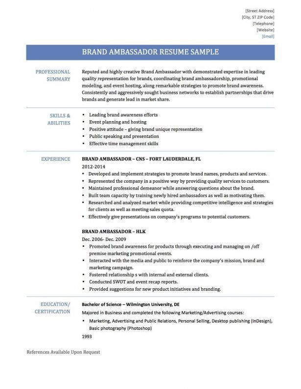 Campaign Assistant Sample Resume Campaign Assistant Sample Resume