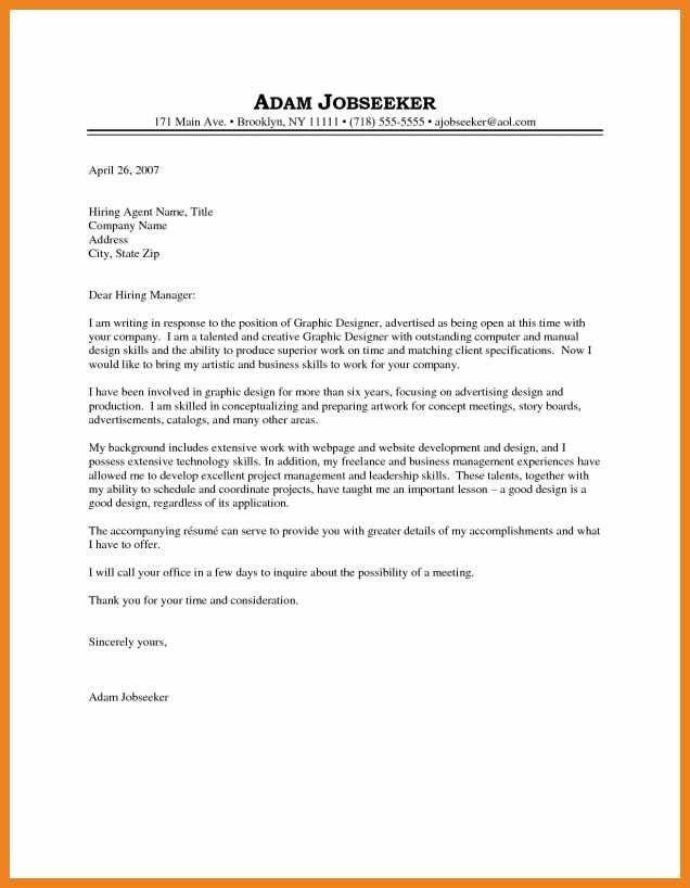 Online Graphic Designer Cover Letter] Beautiful Junior Graphic ...