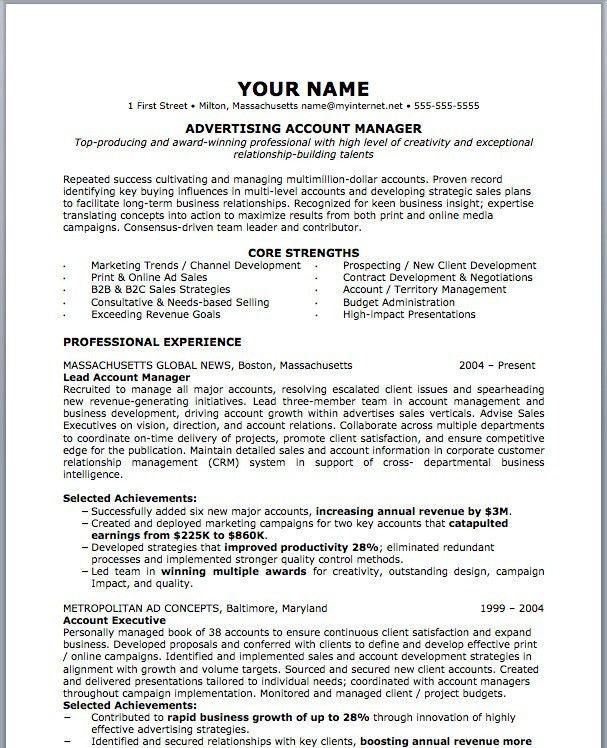 Marketing Advertising Resume Marketing Coordinator Resume Sales