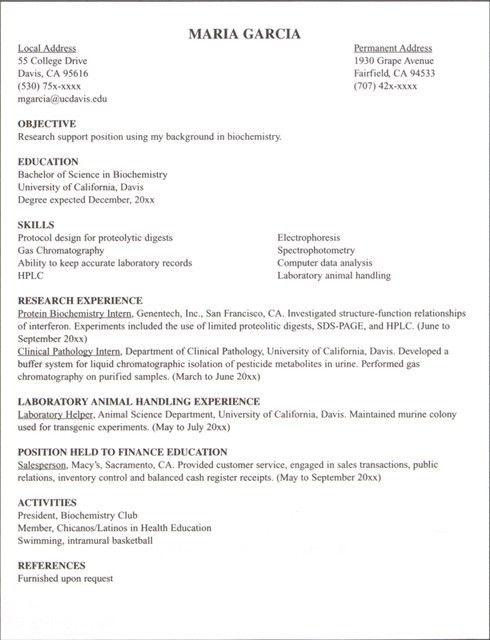 Accounting Internship Resume Sample Trendy Design Resume For - accounting intern resume