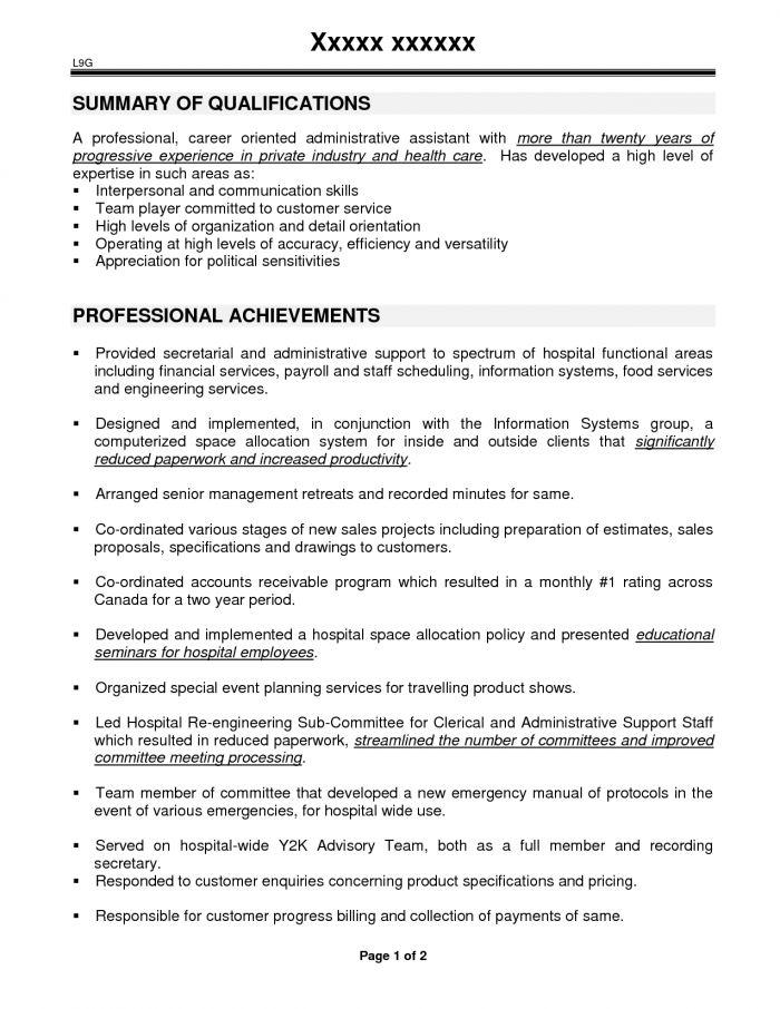 Administration Job Description Administrative Assistant Duties