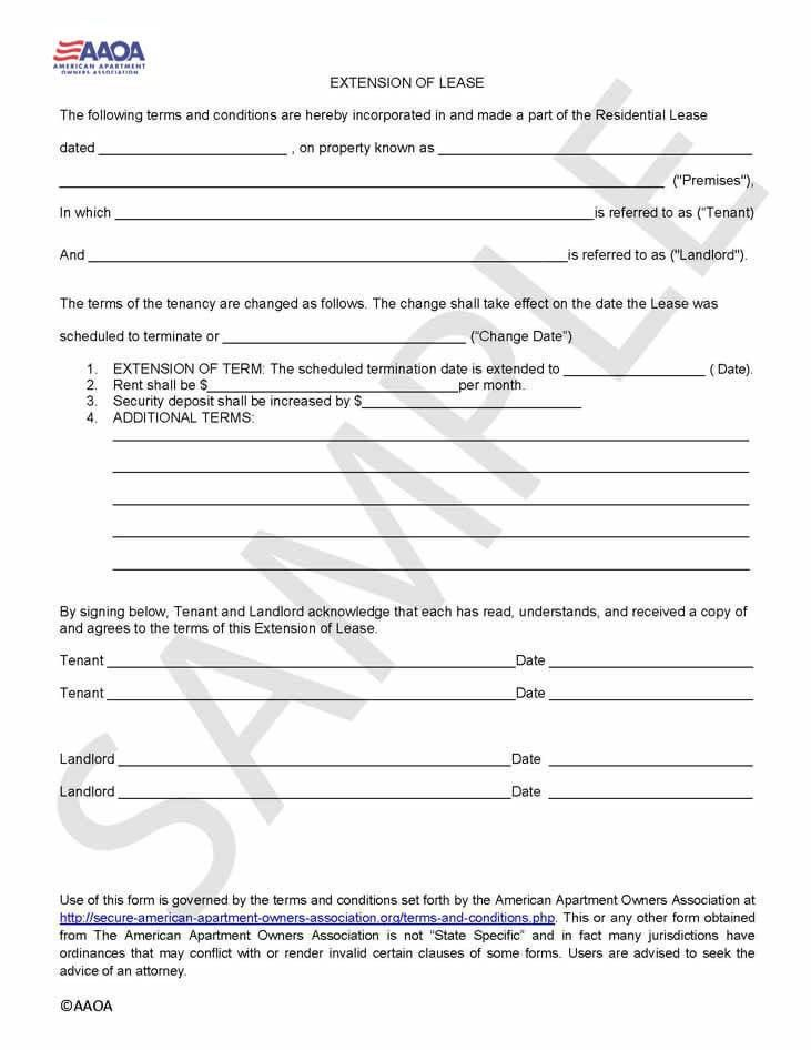Lease Termination Letter Landlord To Tenant Sample Landlord Lease - lease termination form