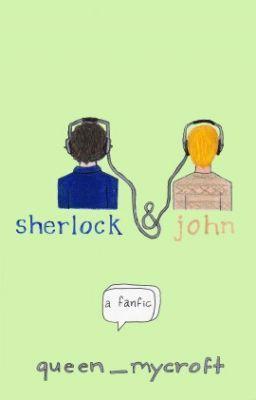 """Sherlock & John (A Teenlock Fanfiction) - Chapter Fourteen - Breathless"" #fanfiction"">>> I like the cover art"