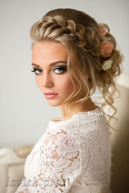 """This stunning prom hairstyle is a perfect way to show off what you got on the big day! Go for loose twists to get a sleek effect. Prom hairstyles can be whatever it can be. Try a messy curly bun with an accent braid and nice appropriate face framing wisp. discover more: prom hairstyles for long haire for short hair.<p><a href=""""http://www.homeinteriordesign.org/2018/02/short-guide-to-interior-decoration.html"""">Short guide to interior decoration</a></p>"""