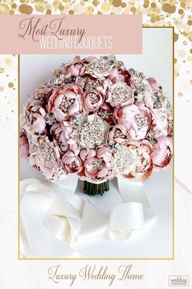 Wedding images of the bride must be complemented by luxury wedding bouquets. Each girl selects him for her wedding dress and overall wedding style.#weddingforward #wedding #bride