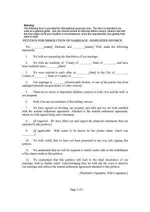 Example Of Divorce Papers Divorce Forms Free Word Templates Legal - divorce decree sample