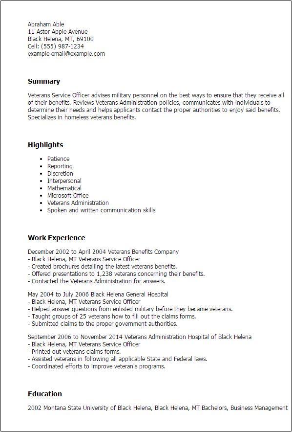 Benefits Officer Sample Resume Benefits Officer Sample Resume