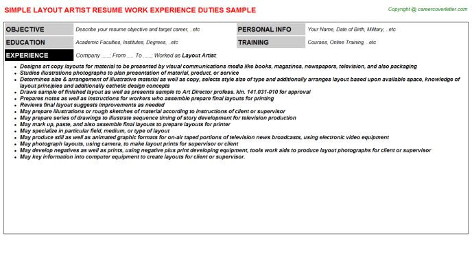 makeup artist resume objective cvresumeunicloudpl - Artist Resume Objective