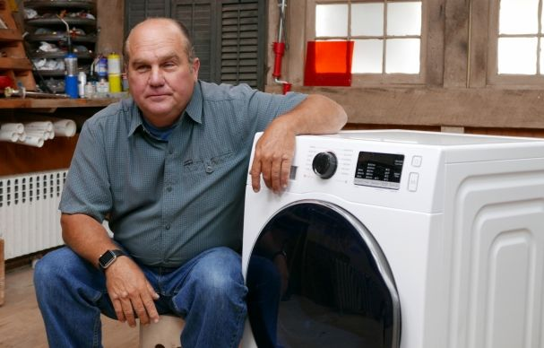 All About Heat Pump Dryers with TOH Expert Richard Trethewey