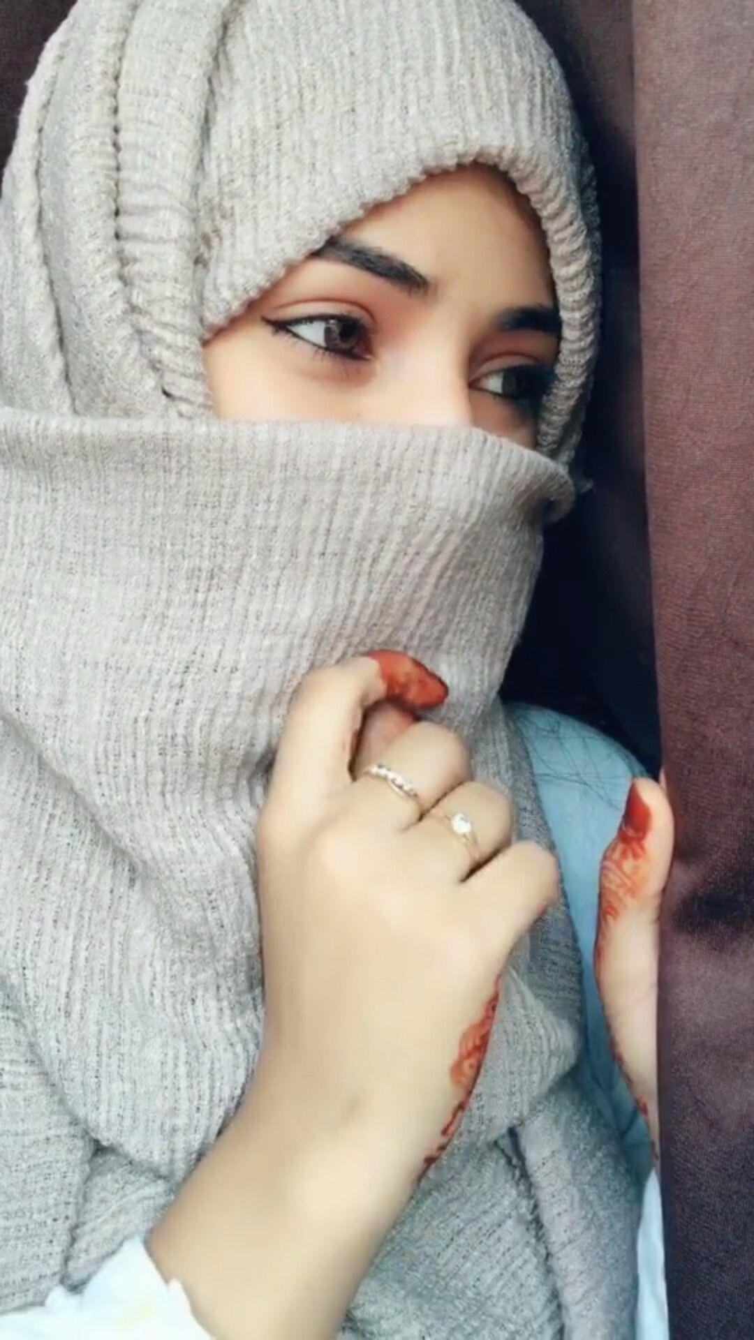 Muslim Eyes Niqab Hijab Girl Hijab Niqab