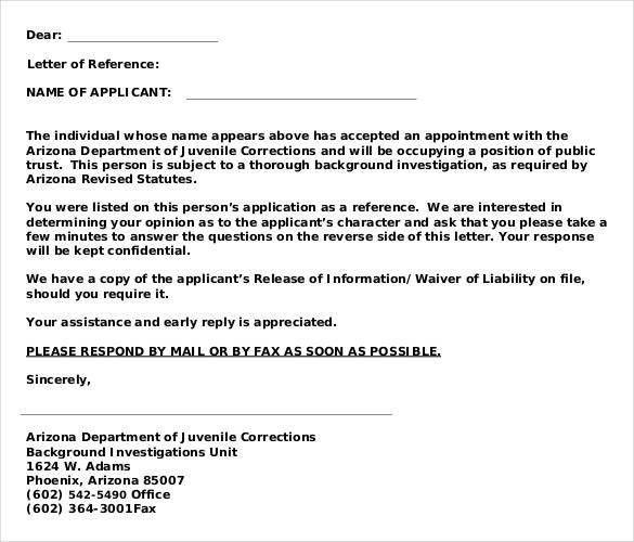 Liability Release Letter  NodeResumeTemplatePaasproviderCom