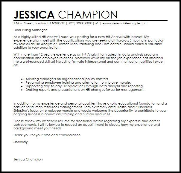 Change Management Analyst Sample Resume] 10 Best Best ...