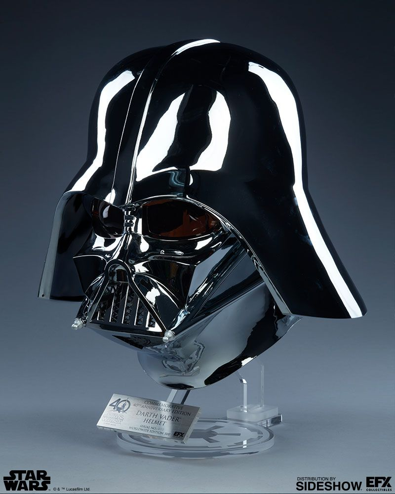 Star Wars Darth Vader Helmet Scaled Replica by EFX Collectib | Sideshow Collectibles