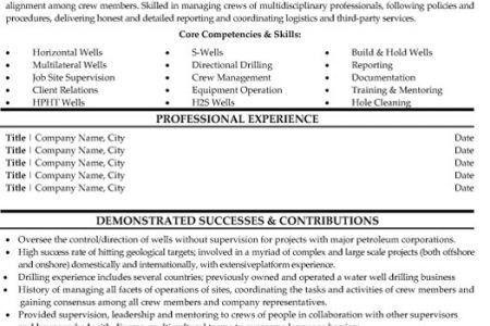 field worker sample resume field worker resume samples visualcv - Field Worker Sample Resume