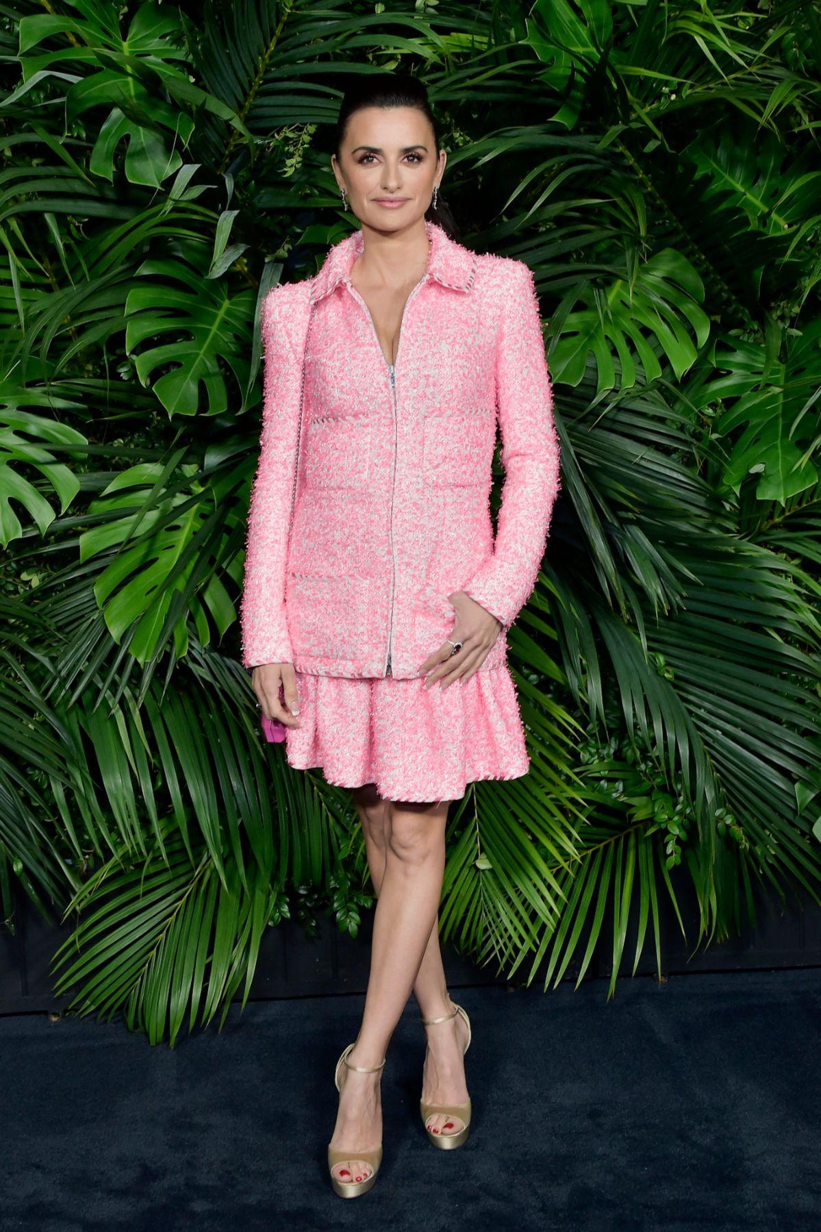 Penelope Cruz Wears Atelier Swarovski by Penelope Cruze Fine Jewelry Collection
