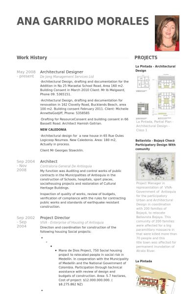 architectural drafter resume - Architectural Drafter Resume