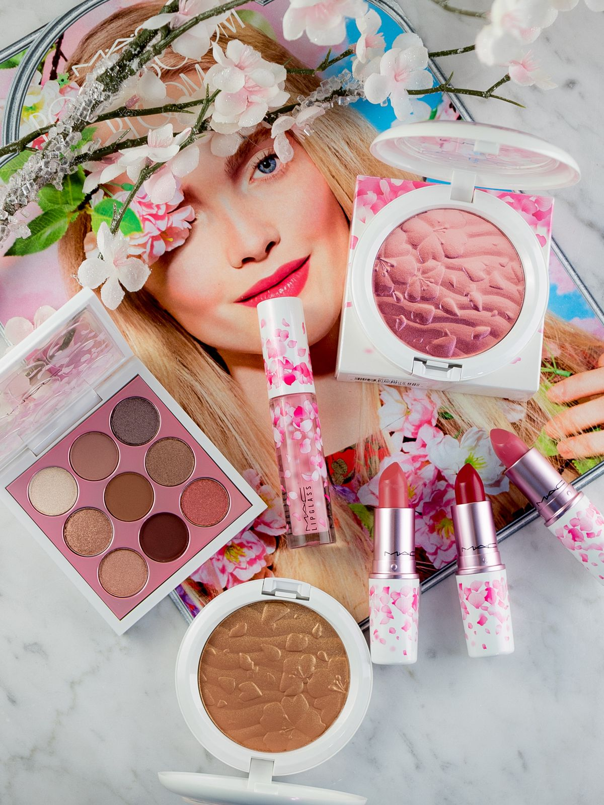 MAC Boom, Boom, Bloom Makeup Collection for Spring