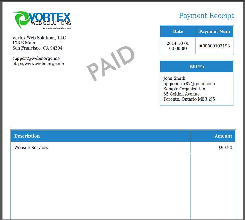 Sample Receipts Of Payment Payment Receipt 23 Download Free - payment receipt sample