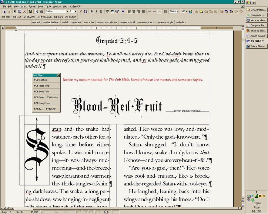 free book templates microsoft word
