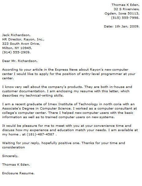 cover letter recent graduate | node2002-cvresume.paasprovider.com