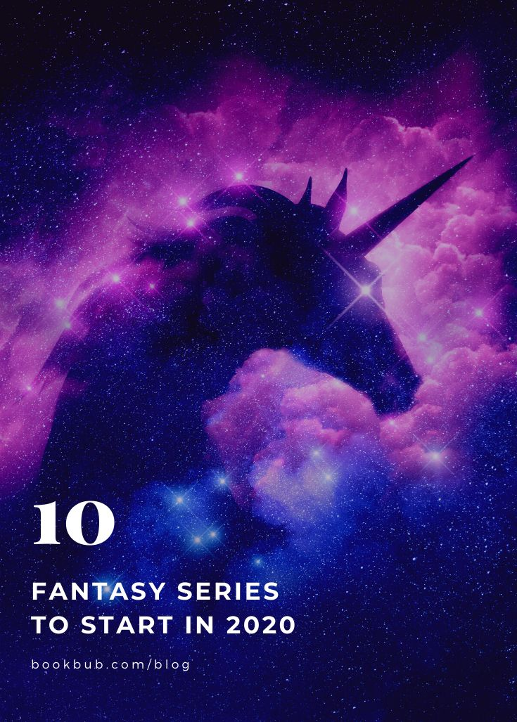 10 of the Best New Fantasy Series from 2019