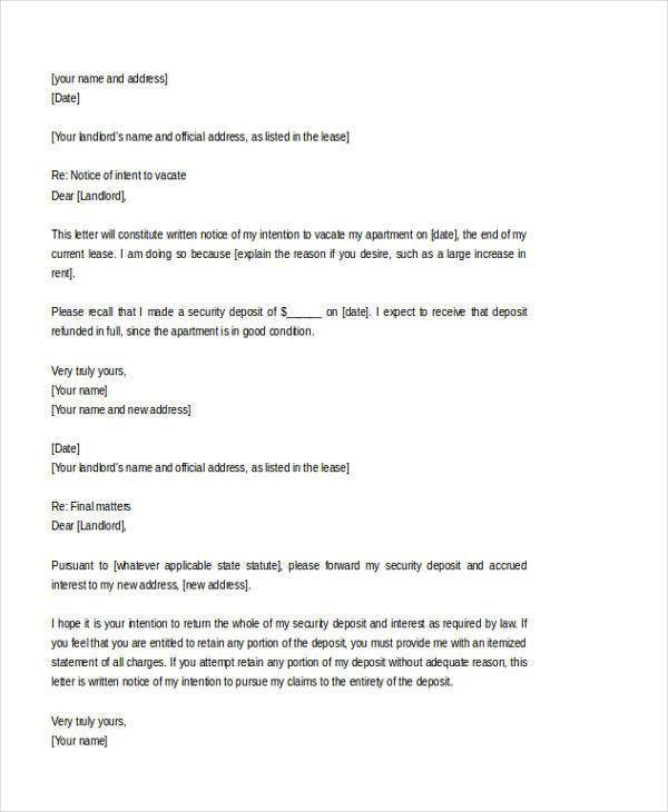 Letter ...