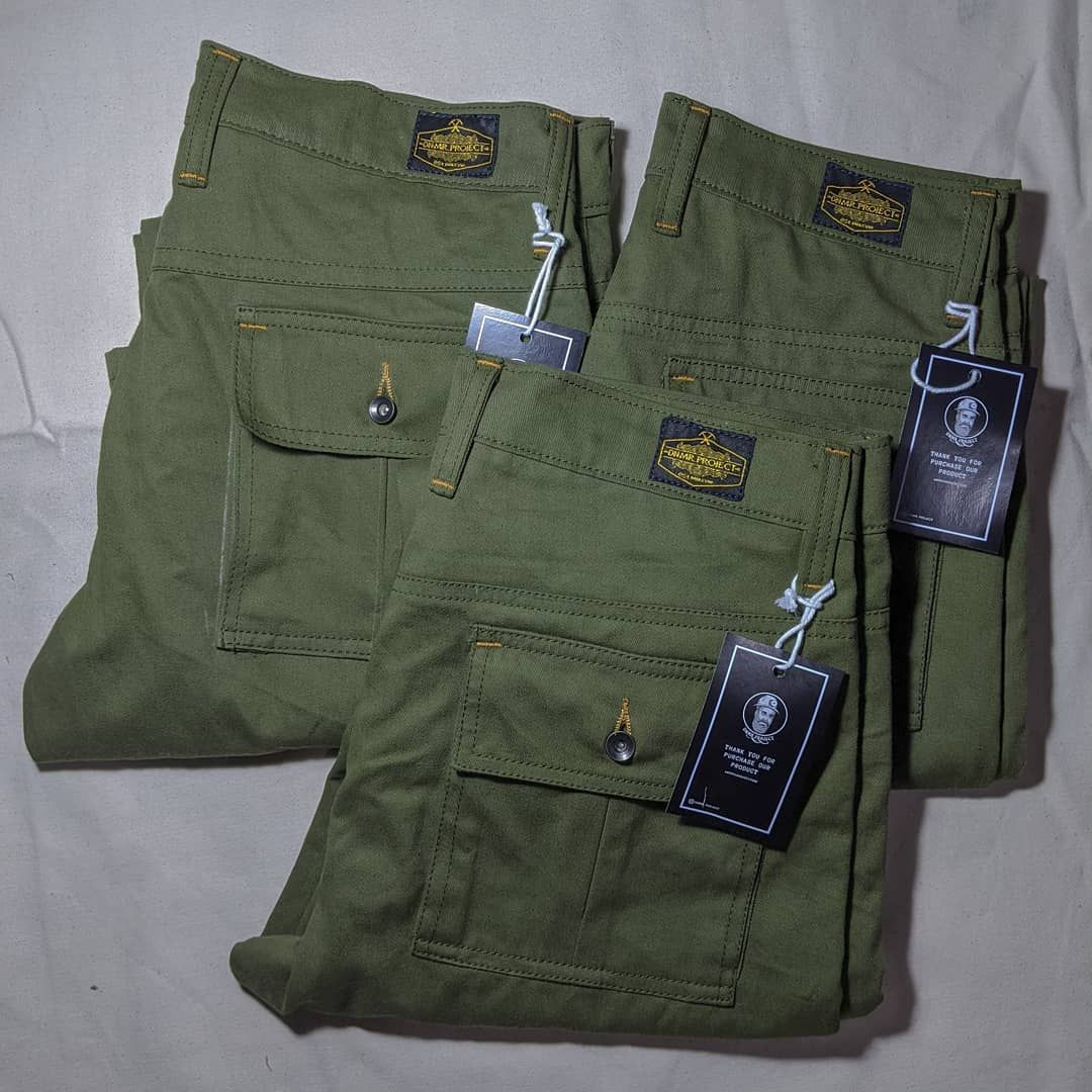 """DNMR Project. on Instagram: """"Patik cargo olive green . Only 4 slots left, better get yours now. . MTO only"""""""