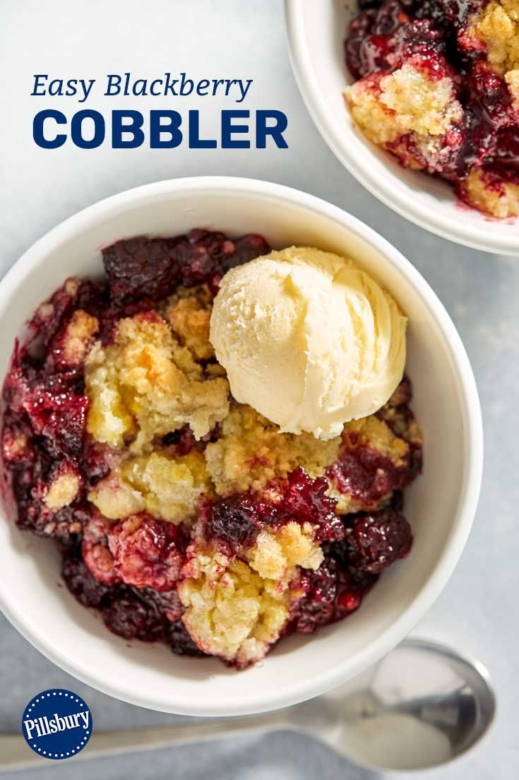 This from-scratch cobbler is the perfect treat for a bright spring day! Serve alongside your family's favorite ice cream to make the afternoon picture-perfect.