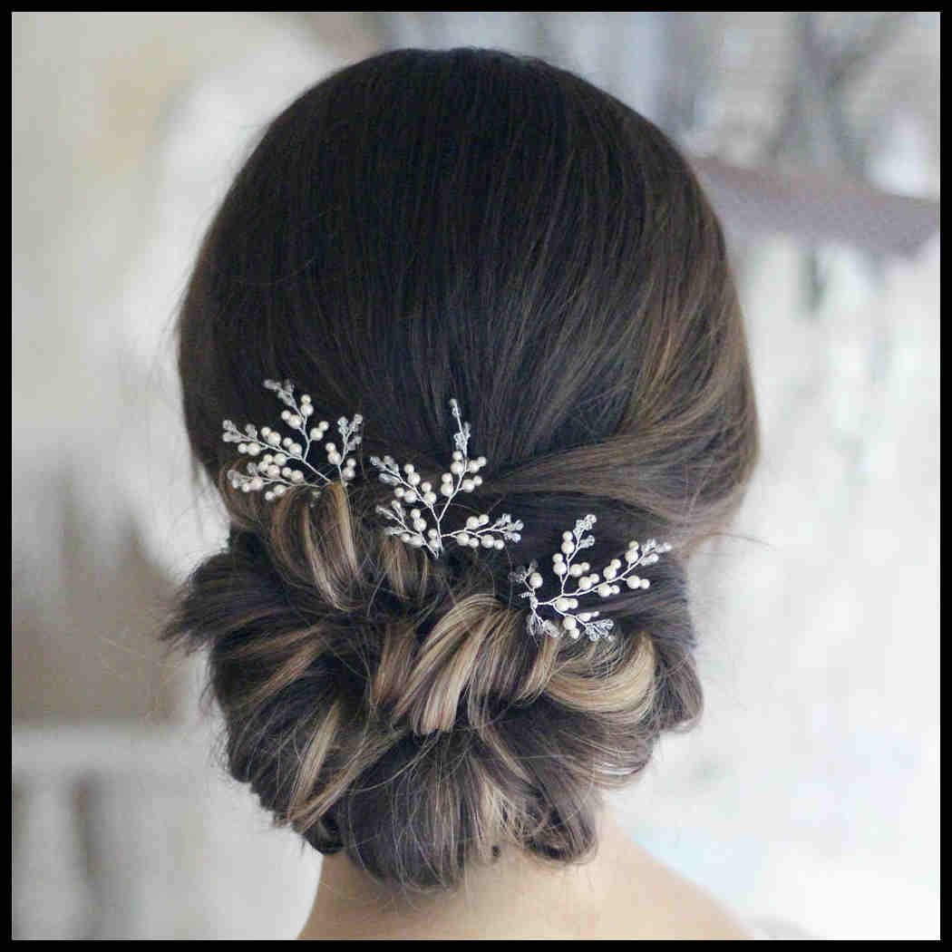 Bridal and Wedding Hair Accessories | notonthehighstreet.com | Best Celebration Days