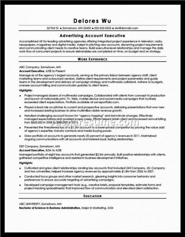 Title Resume Examples Examples Of Resume Titles, Sample Resume - resume titles examples