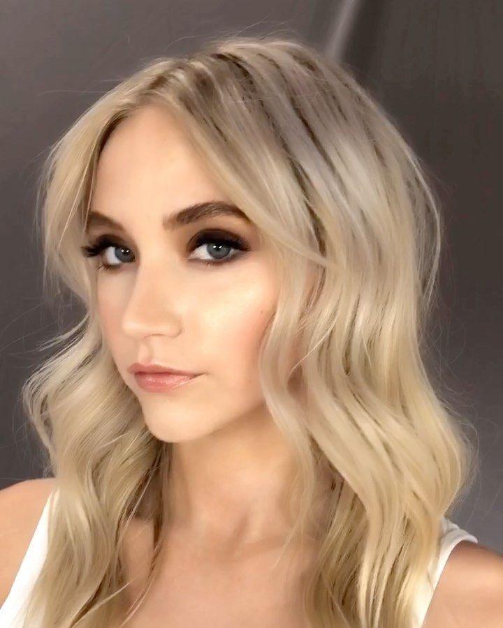 "Stephanie Brinkerhoff on Instagram: ""That glow though 🙌🏻 happy V day!! #hairandmakeupbysteph #dewymakeup #makeupvideo @niyamodels @jenae.judkins"""