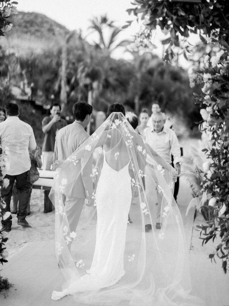 Inside Pro Golfer Rickie Fowler and Pole Vaulter Allison Stokke's Romantic Wedding in Mexico | Vogue