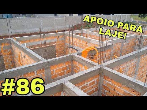 #86- Viga de respaldo   Como fazer passo a passo! - YouTube