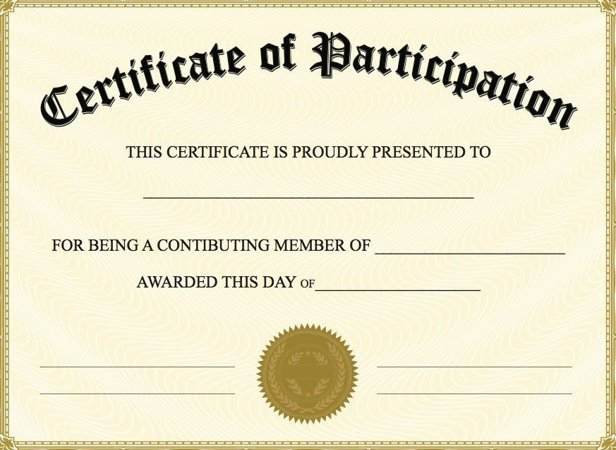 Free Printable Certificate Templates Best 20 Free Printable - blank certificates template