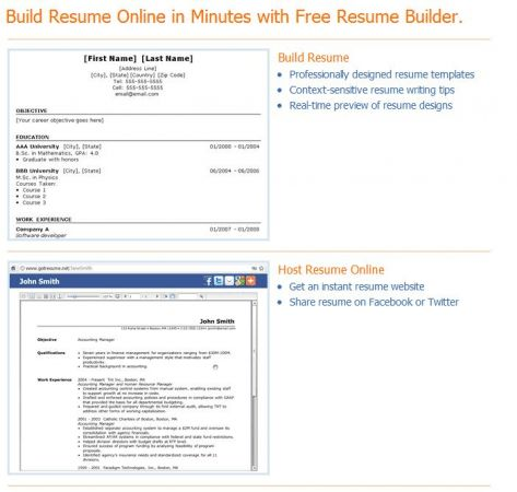 Got Resume Builder Innovation Resume Builder Google 15 Got Resume - instant resume templates